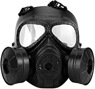 Anti-Formaldehyde Dust-Proof with Breathing Valve Headloop Gas Mask Protective Mask Masks