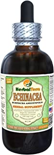 Echinacea (Echinacea Angustifolia) Glycerite, Organic Dried Root Alcohol-Free Liquid Extract 2 oz