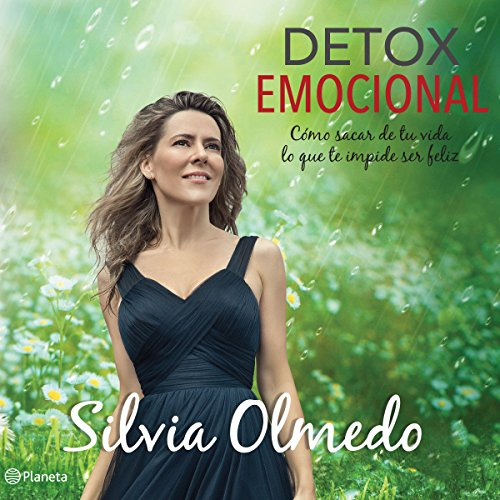 Detox emocional audiobook cover art