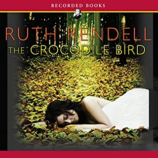 The Crocodile Bird audiobook cover art