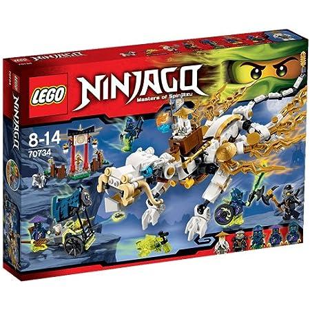 レゴ ニンジャゴー マスタードラゴン 70734