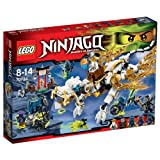 Lego Ninjago - Dragón del Maestro Wu, Juego de construcción (70734)
