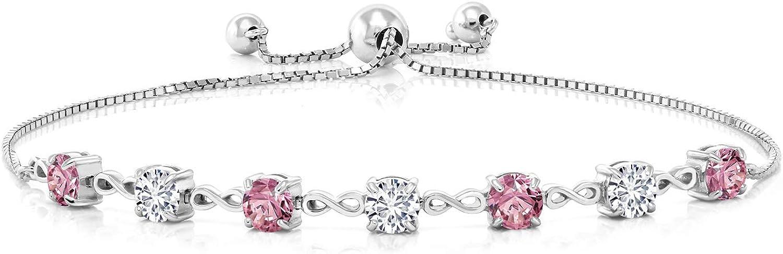 Gem Ranking TOP7 Stone King 2.64 Ct Pink Diamond Lab H Diam Grown G Max 57% OFF