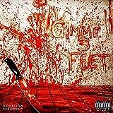 Gimme 3 Feet (feat. KEVIN NOVA) [Explicit]