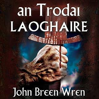 an Trodai: Laoghaire audiobook cover art