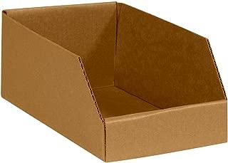 Aviditi Open Top Bin Boxes, 6