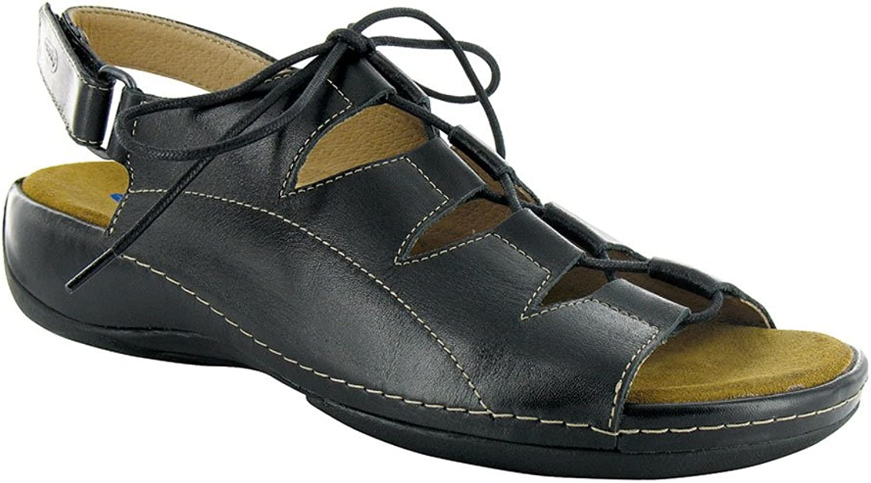 Wolky Comfort Comfort Comfort Sandals Kite - 30000 schwarz Leather - 36 6df