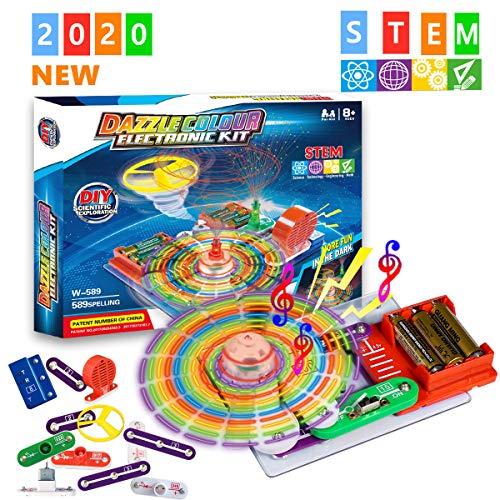 Yileqi Dazzle Colour Electronic Kit