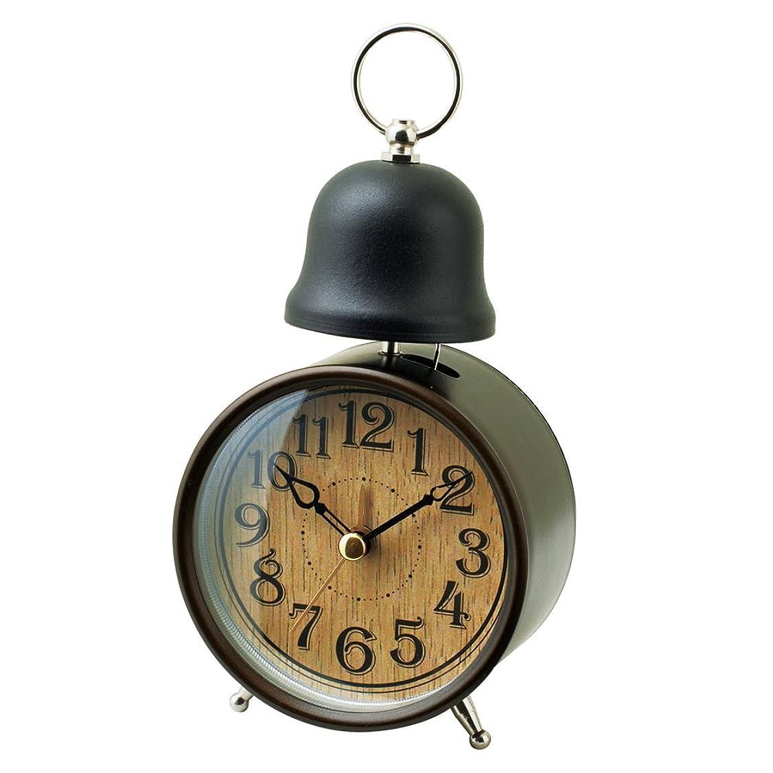 有効化ヘビスチュアート島インターフォルム(INTERFORM INC.) 置時計 MARC - マルク - GD ゴールド CL-7995GD
