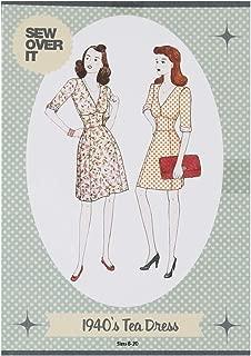 sew over it tea dress
