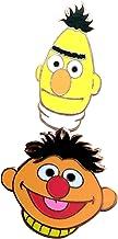 Bert and Ernie two pin set