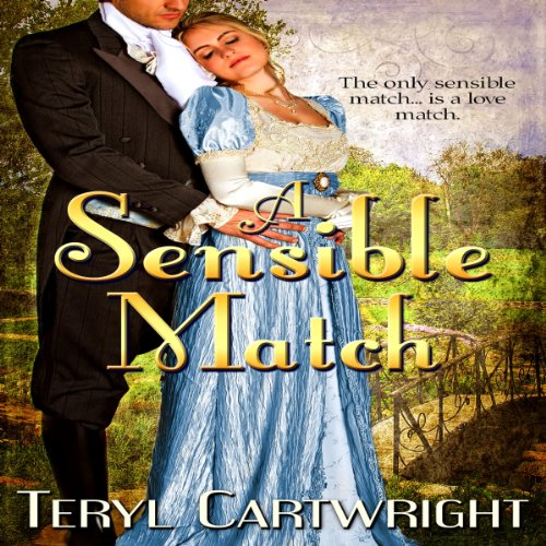 A Sensible Match audiobook cover art