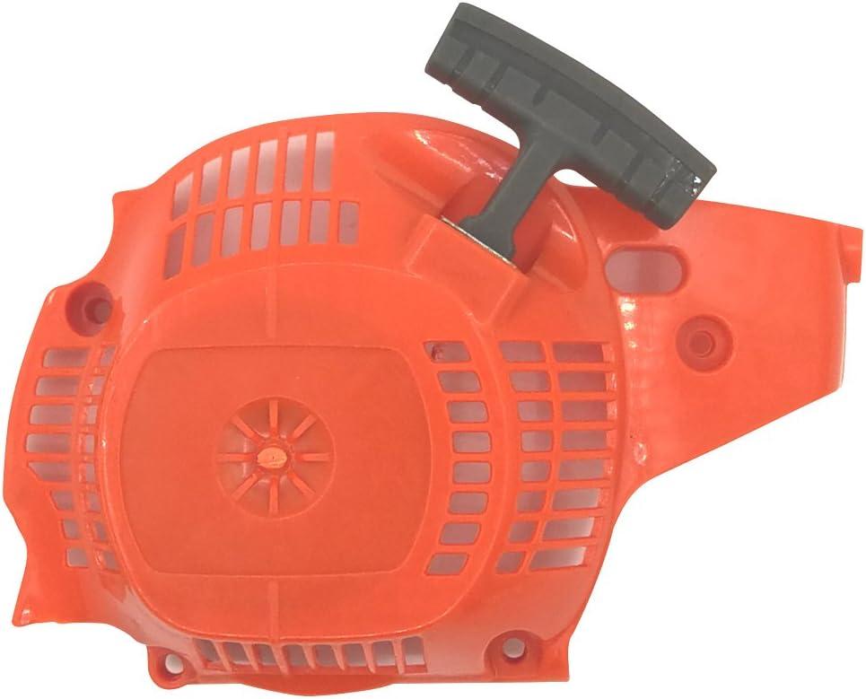 Arrancador De Retroceso para Husqvarna 235 236 240 Motosierra Reemplaza 545008025