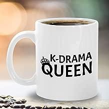 Korean Drama Queen Mug Funny Kdrama Fan Gift For Women