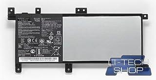 LI-TECH Batería Compatible 5000 mAh para ASUS Vivo Book X556UJ-XO001T 7,2 V 7,4 V Ordenador