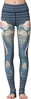 Whitewed Colorfull Printed Fitness Yoga Clothing Pants Bottoms Leggings Tights