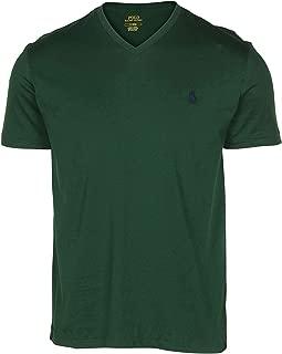 Ralph Lauren Polo Mens Big and Tall T-Shirt Jersey V-Neck T-Shirt