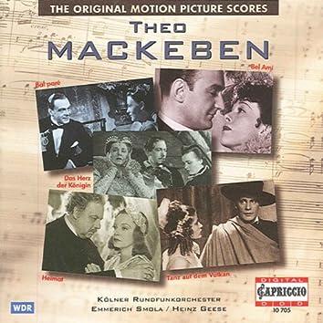 Mackeben: The Original Motion Picture Scores