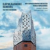 Elbphilharmonie - Die erste Aufnahme: Brahms - Sinfonien 3 & 4 (Deluxe Edition / CD+BluRay) The first recording - NDR Elbphilharmonie Orchester