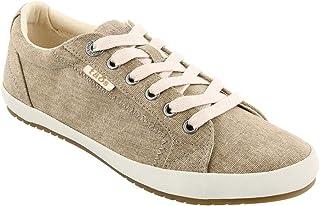 Taos Footwear Womens Star Canvas Sneaker
