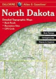 DeLorme® North Dakota Atlas & Gazetteer (Delorme Atlas & Gazetteer)