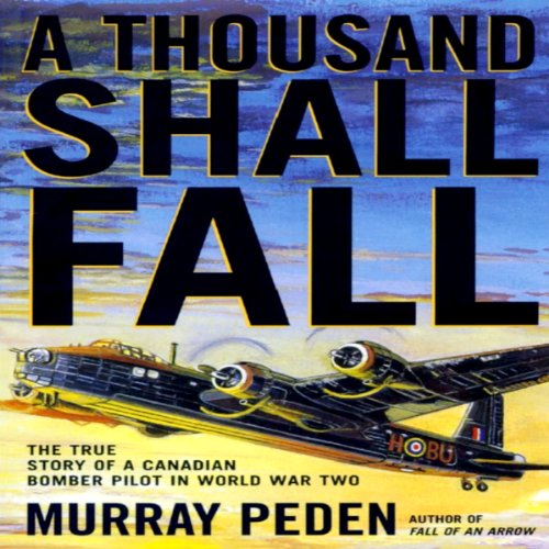 A Thousand Shall Fall audiobook cover art