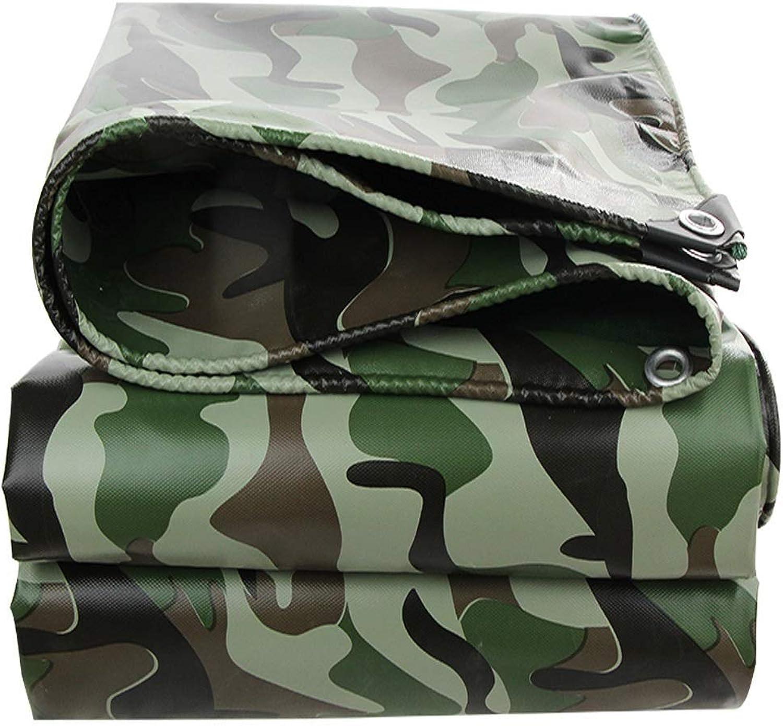Camouflage Waterproof Tarpaulin MultiPurpose Predective Tarpaulin (4  4m) (Size   2  4m)