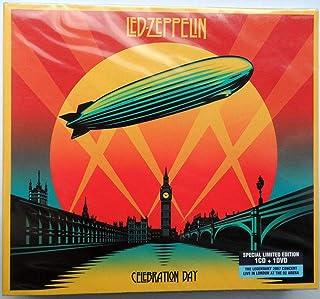 LED ZEPPELIN CELEBRATION DAY [CD+DVD]