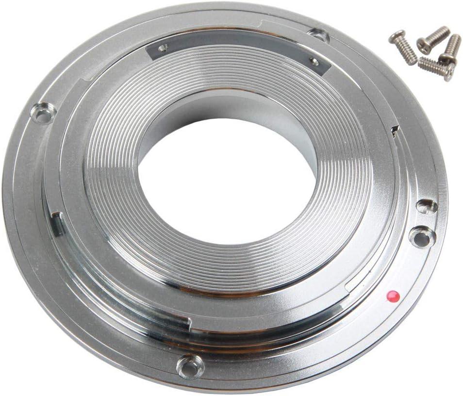 Metal Bayonet Save money Mount EF-S Manufacturer OFFicial shop to EF Adapt Converter Parts Lens Repair