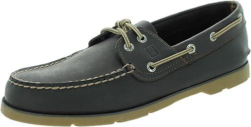 Sperry Top-Sider Men's Leeward DK marron Honey Boat chaussures 8.5 Men US