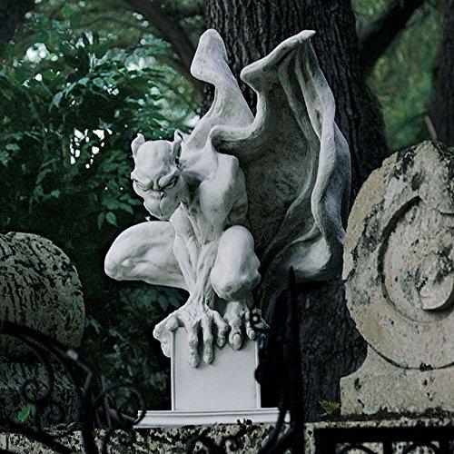 Design Toscano OS69956 Draga the Gargoyle Vampire Statue Size: Large,Gothic Stone