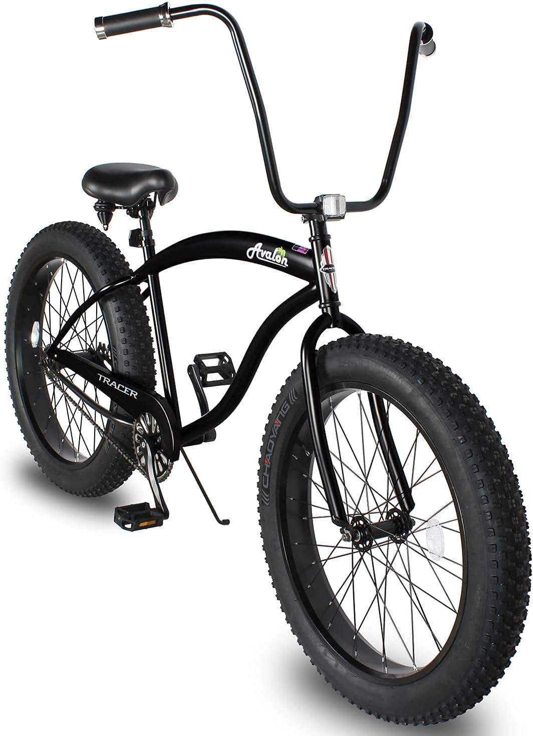 Tracer Avalon 26 Inch Beach Cruiser Bike