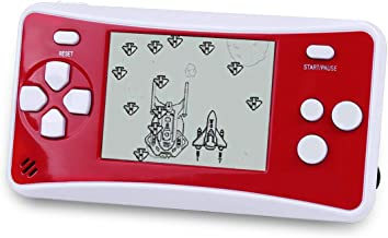 Handheld Games Console for Kids, Portable Retro Video Game Can Play on TV(Red1)