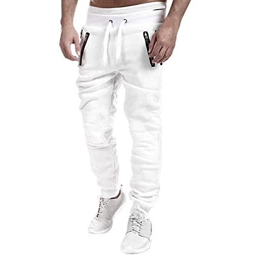 70d48d8a8 CHIC-CHIC Men's Tracksuit Bottoms Sports Exercise Jogging Running Pants  Trousers Jog Sweatpants Gym Sportswear