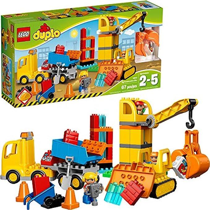 LEGO Duplo 10813 Town Big Construction Site