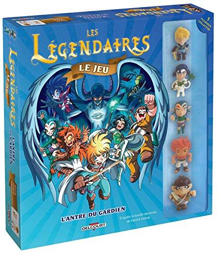 Les Légendaires - Le jeu - L'antre du gardien