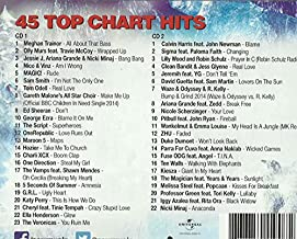 45 Top Chart Hits incl. Ugly Heart (Compilation CD, 45 Tracks)