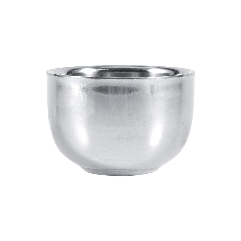 Shaving Max 43% OFF Brush Bowl Soap stee Stainless Rapid rise Bowls Mug
