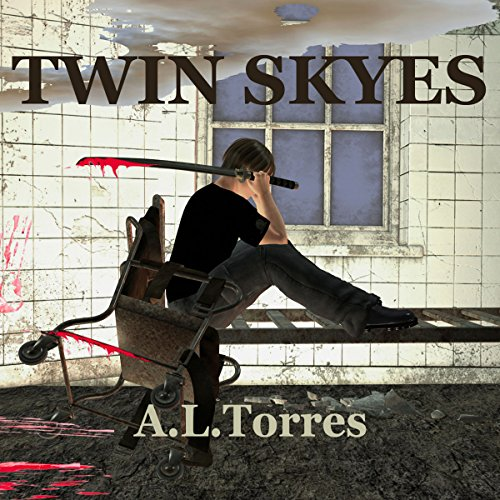 Twin Skyes audiobook cover art