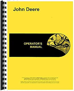 New John Deere 105 Combine Operator's Manual