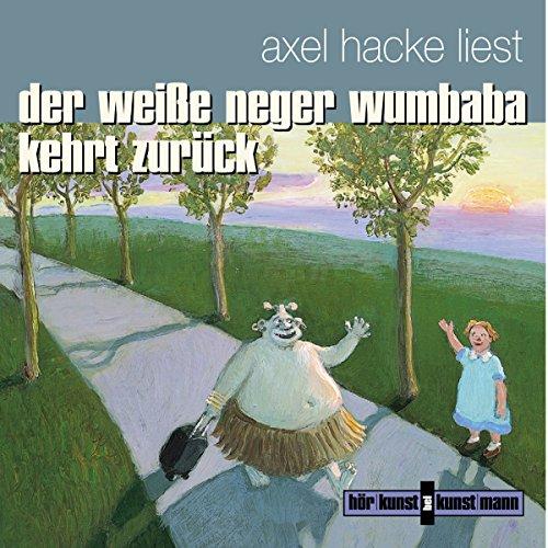 Der weiße Neger Wumbaba kehrt zurück audiobook cover art