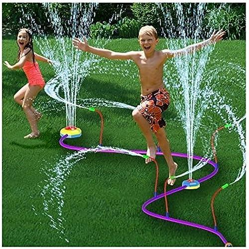 Hydro Twist Pipeline Sprinkler (Couleur may vary) by Hydro
