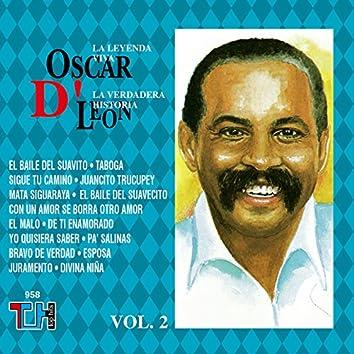 La Leyenda Viva Oscar D Leon