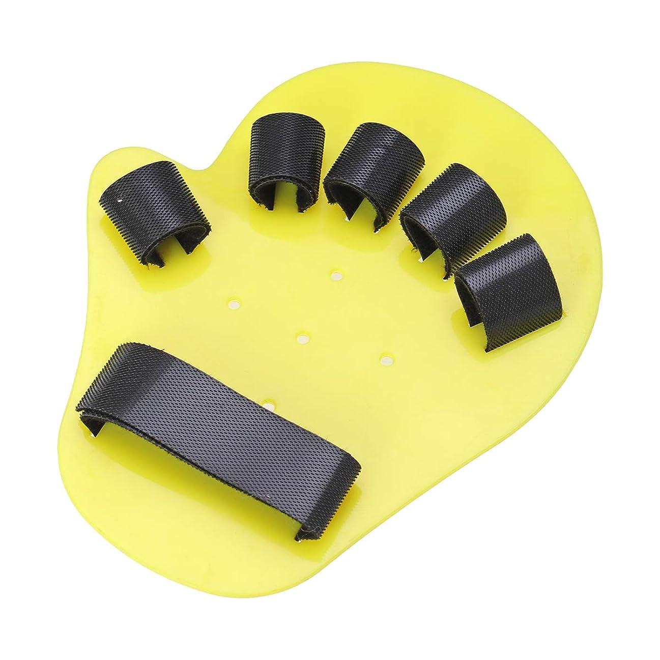 九天の言うSUPVOX 指の装具キッズ指トレーニングボード指副木指用脳卒中片麻痺5-10年