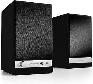 Audioengine HD3 60W Wireless Powered Desktop Speakers | Built-in USB 24-Bit DAC & Analog Amplifier | aptX HD Bluetooth, US...