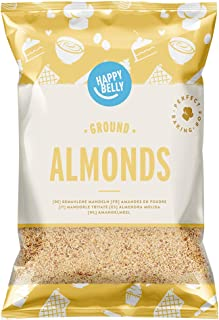 comprar comparacion Marca Amazon - Happy Belly Almendras molidas 200gr x 5