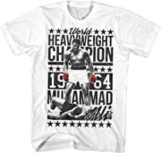 Best cassius clay white t shirt Reviews