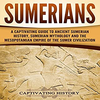 Sumerians audiobook cover art
