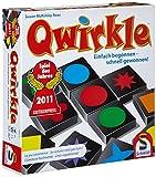 Schmidt Spiele- Jeu de Famille Qwirkle, 49014