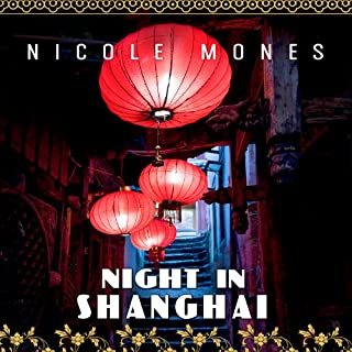 Night in Shanghai audiobook cover art